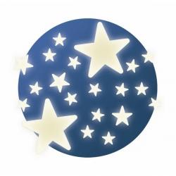 Décors phosphorescents étoiles