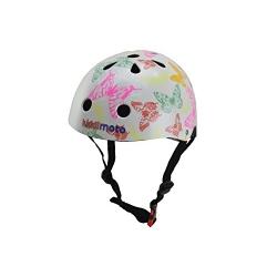 Casque de vélo - Kiddimoto papillons M 53/58