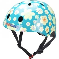 Casque de vélo - Kiddimoto fleurs S 48/53