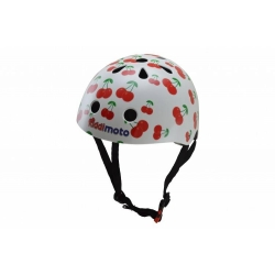 Casque de vélo - Kiddimoto cerises S 48/53