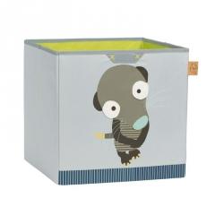 Cube de rangement suricate
