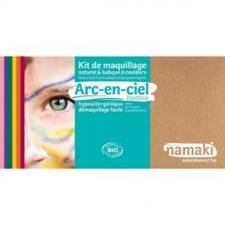Kit de maquillage Arc-en-ciel