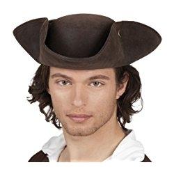 Chapeau pirate tricorne