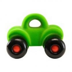 Grande voiture verte rubbabu