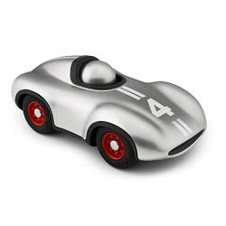 Voiture Speedy Le Mans silver