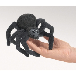 Marionnette araignée mini