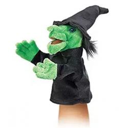 Marionnette petite sorcière