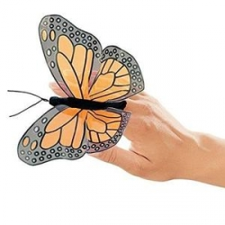 Marionnette papillon mini