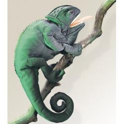 Marionnette caméléon