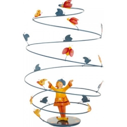Spirale Coccinelles