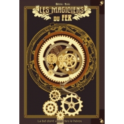 BD jeu Les magiciens du fer