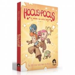 BD jeu Hocus & Pocus