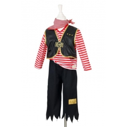 Déguisement de pirate William 3-4 ans