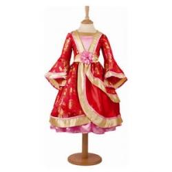Déguisement de princesse japonaise 6-8 ans