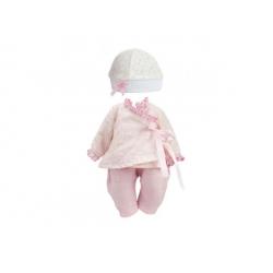 """Habillage""""bonbon rose"""" pour poupée 28 à 35cm"""