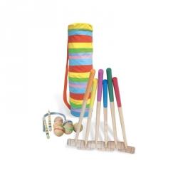 Croquet 6 joueurs 85cm