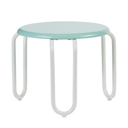 Chaise turquoise Linus