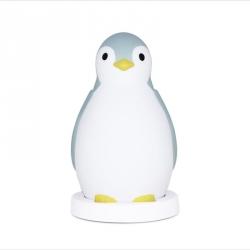 Veilleuse Pam pingouin bleu