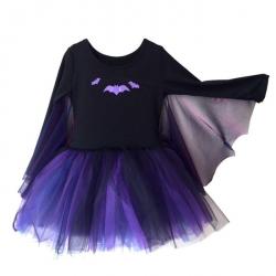 Déguisement Batdress Halloween 5/6 ans