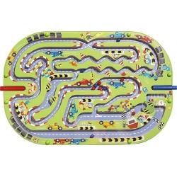 jeu magnetique grande course