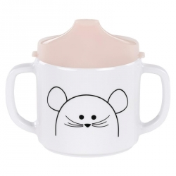 Tasse 2 anses Little chums souris