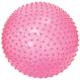 Ballon de motricité rose 45cm