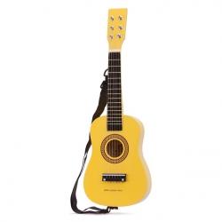 Guitare Jaune
