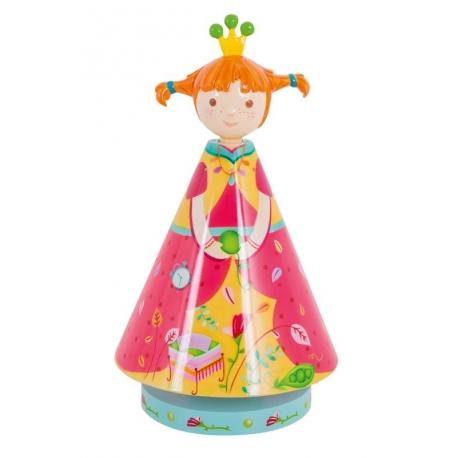 Lampe Luciole La princesse aux Petits Pois