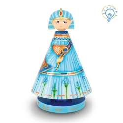 Lampe Luciole Prince Egyptien