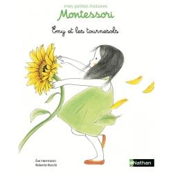 Montessori Emy et tournesols