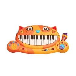 Meowsic piano chat