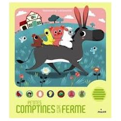 Chansons à écouter - Petites comptines de la ferme
