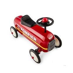 Porteur Racer pompier