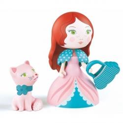 Arty Toys Rosa & cat