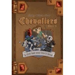 BD jeu Chevaliers T3