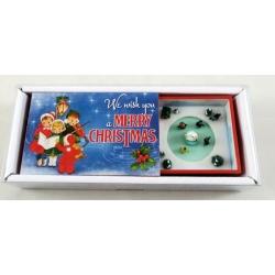 Boîte à musique allumettes Jingle Bells
