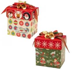Boîte cadeau Noëll musicale