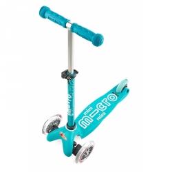 Trottinette Micro mini deluxe Aqua