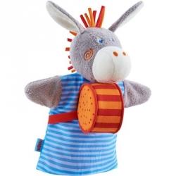 Marionnette sonore âne