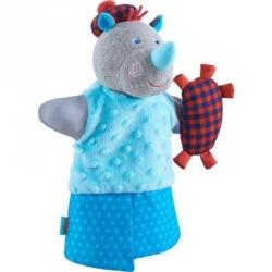 Marionnette sonore rhinocéros