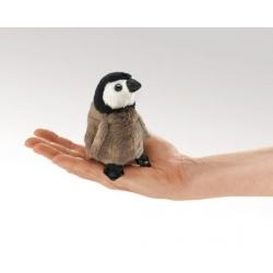 Marionnette à doigt Pinguin