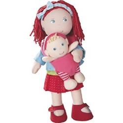 Poupée Rubina avec bébé