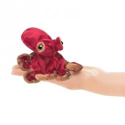 Marionnette mini pieuvre