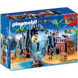 Playmobil - Repaire des pirates des ténèbres