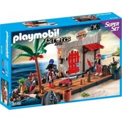 Playmobil - Superset îlot des pirates