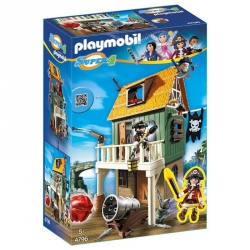 Playmobil - Fort de pirates camouflage