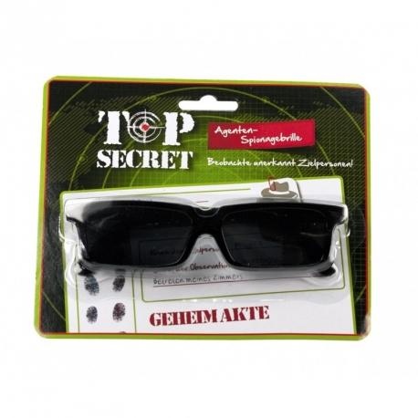 Lunettes d'agent secret