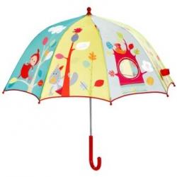 Nicolas parapluie