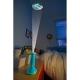Lampe de poche-projecteur - Chien de garde Léo