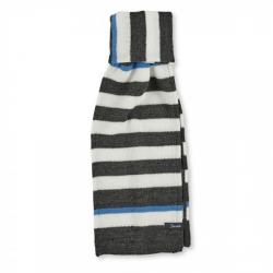 PROMO -30% Echarpe tricote anthrazit melan TU